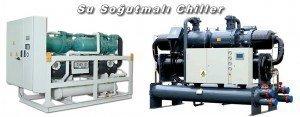 Su Soğutmalı Chiller Servisi
